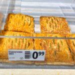 Jumbo vegan kip kerrie snack