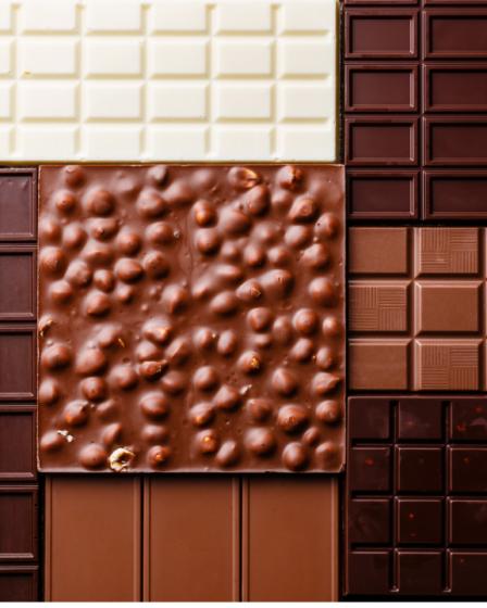 Vegan chocolade repen