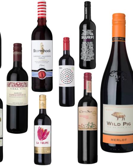 Vegan Rode wijn