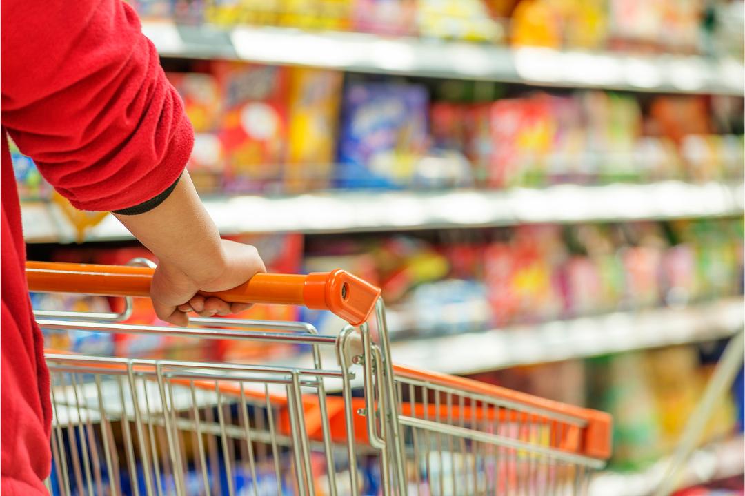 Vegan producten in de supermarkt