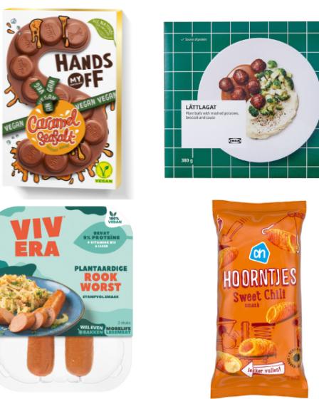 De allernieuwste vegan producten #10
