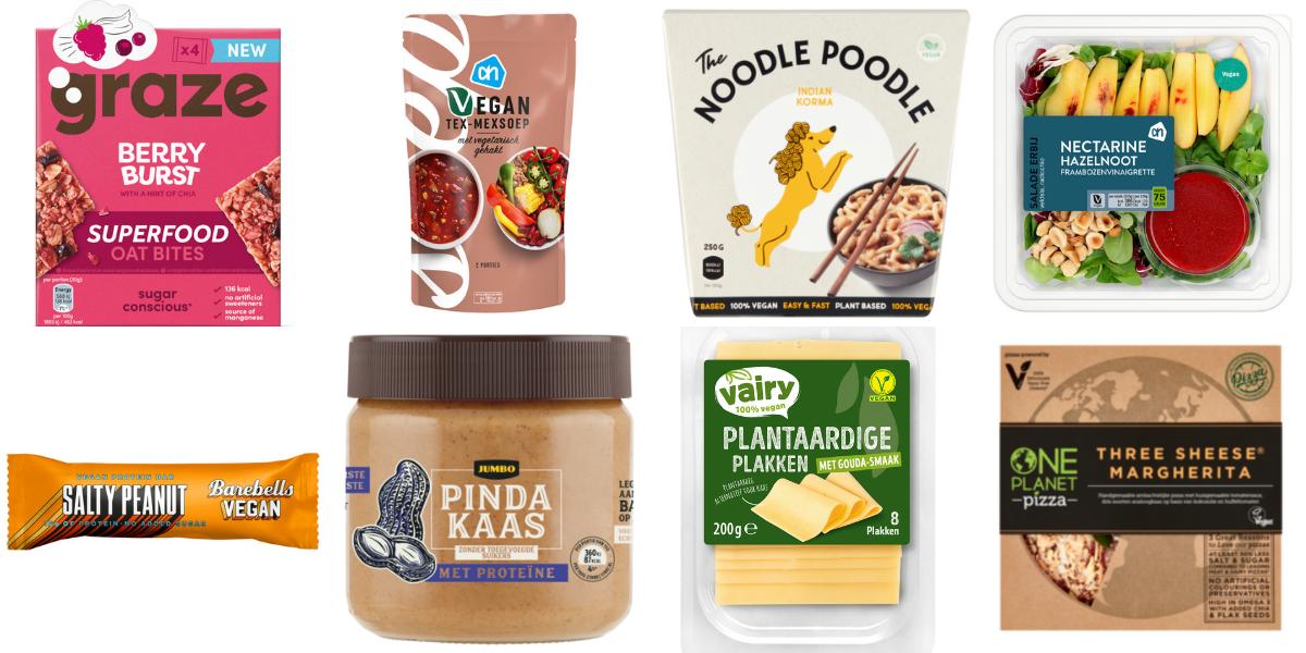 De allernieuwste vegan producten #8